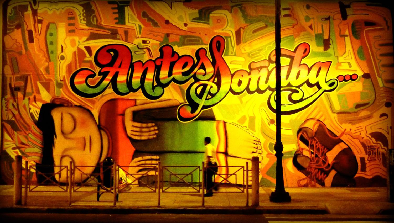 Primera aplicación con Realidad Virtual para obras artísticas murales : Murales con Arte
