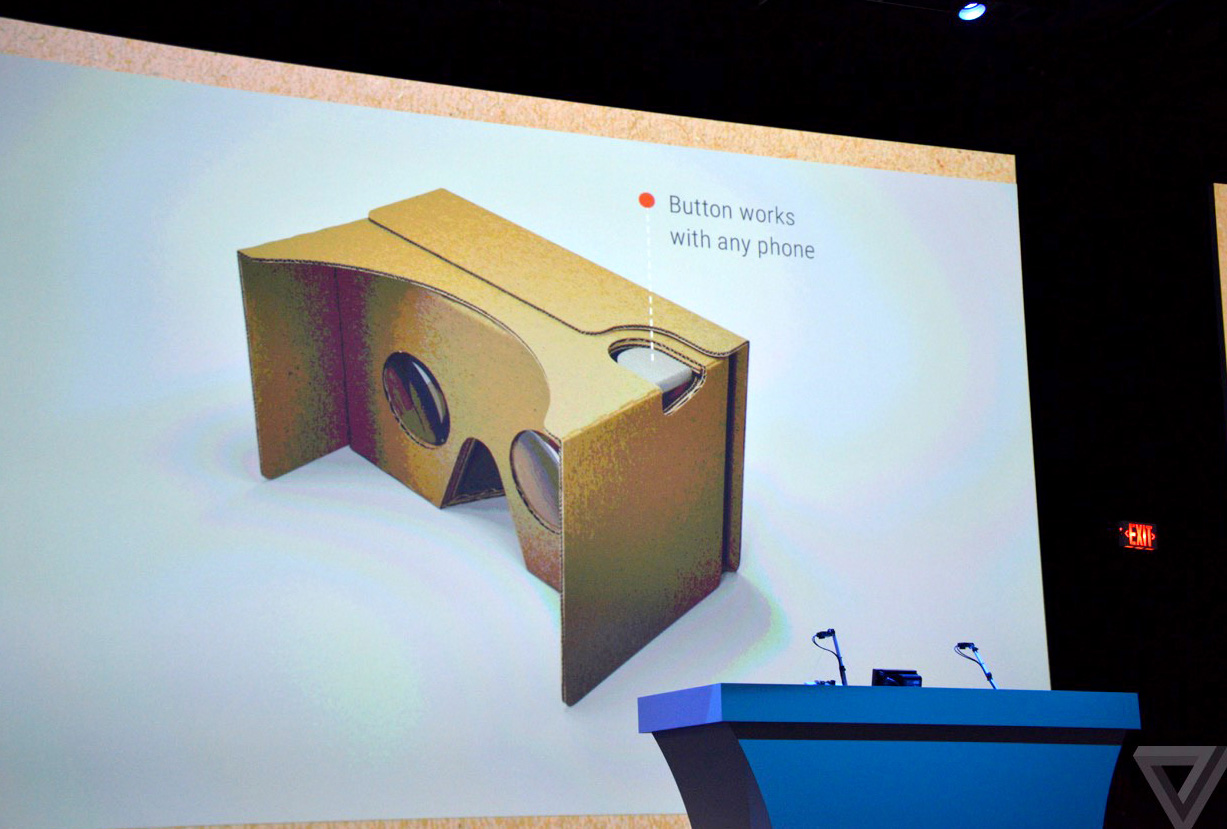Google lanza Cardboards v2 y Expeditions en IO 2015. Realidad Virtual desde Google
