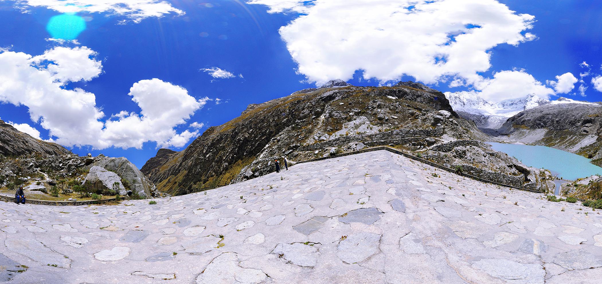 Realidad Virtual para la Reserva del Parque Natural Huascarán