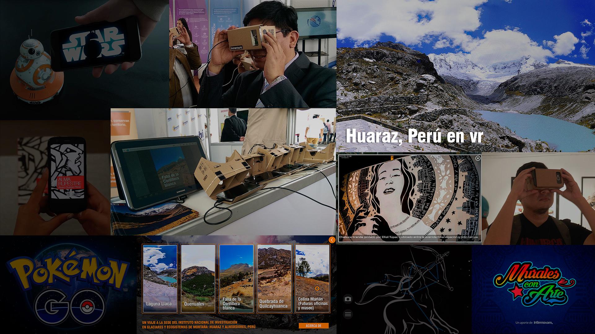 Inmerzum en 2 categorías de lo mejor 2015, en Ranking de «La República» – Realidad Virtual