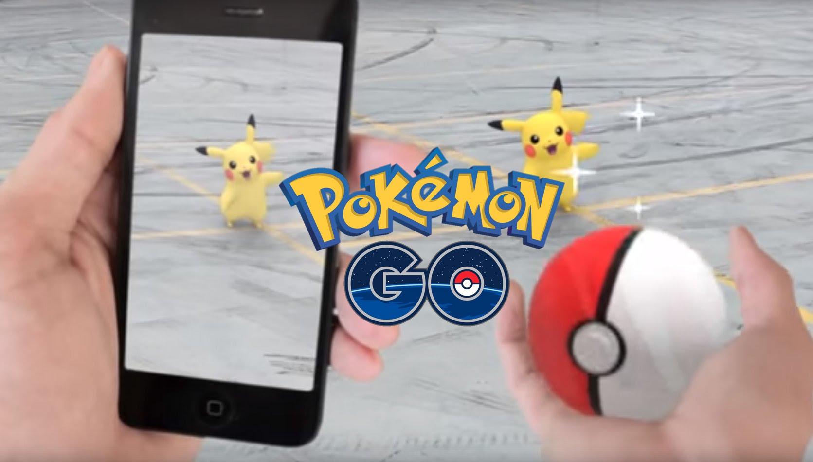 Todos somos maestros Pokémon