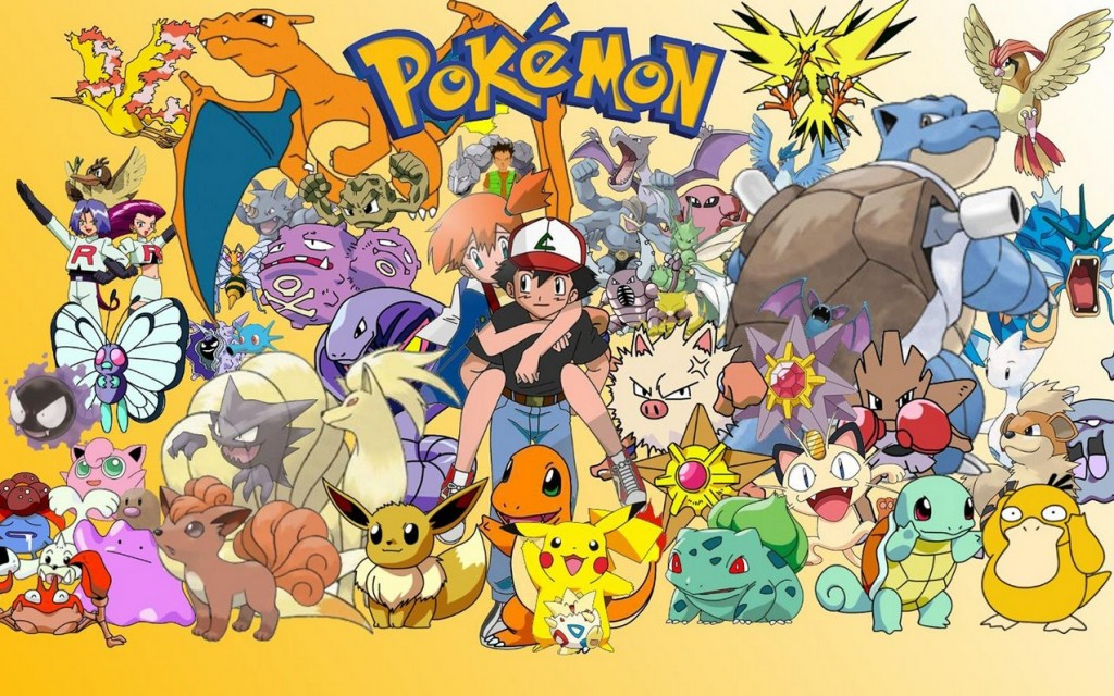 150 pokemones