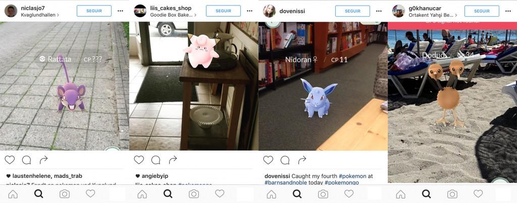 Collage instagram