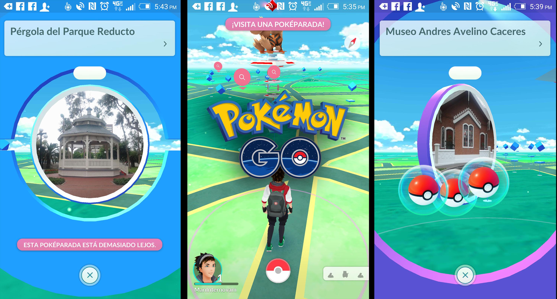 ¡Ya puedes descargar Pokémon GO y así se empezó a vivir en Perú!