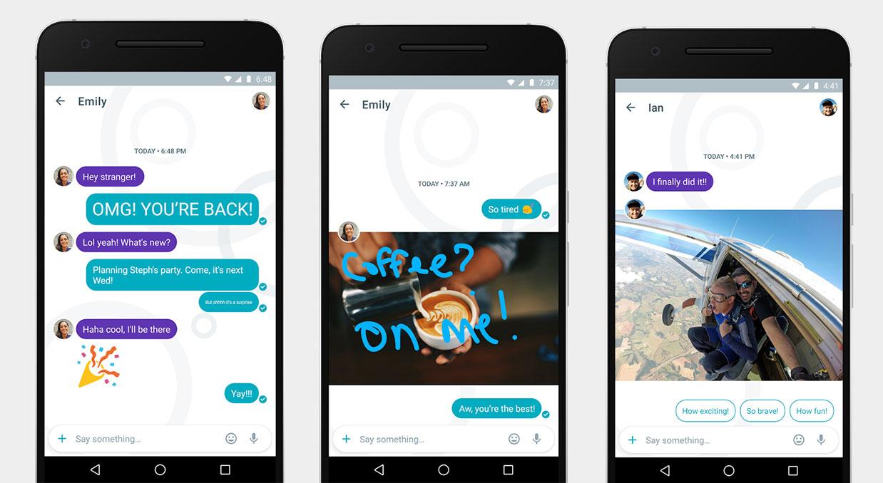 Google Allo, la App que busca enfrentarse a WhatsApp
