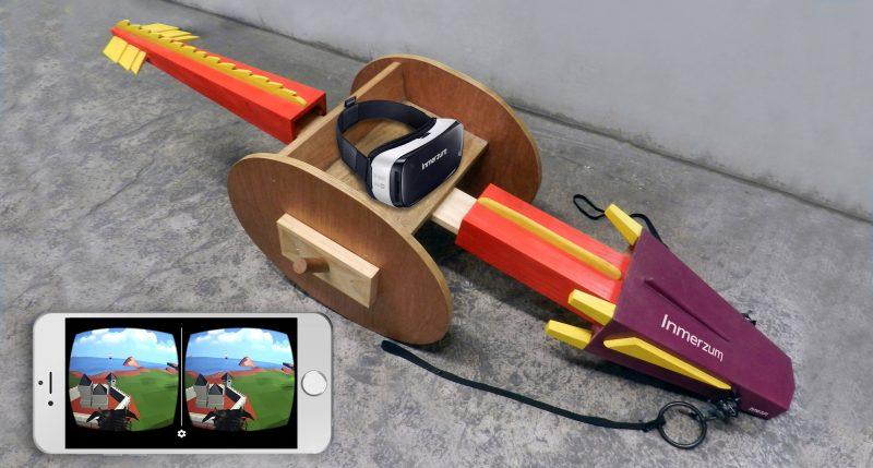 Inmerzum creó el primer APP de Realidad Virtual hecho en Perú que puedes tocar