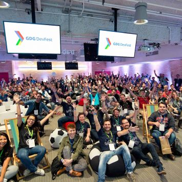 GDG DEVFEST LIMA 2017: El mayor evento Tech Google en Perú