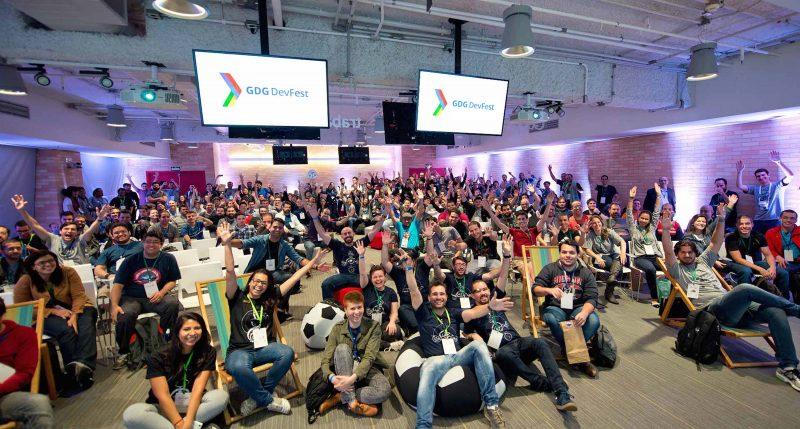 GDG DEVFEST LIMA 2017: El mayor evento Tech Google en Perú