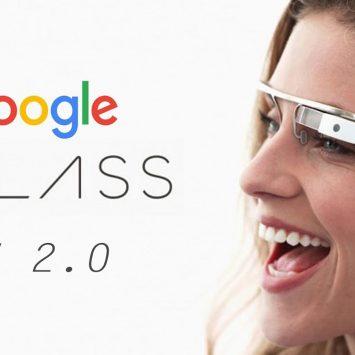 Las nuevas Google Glass prometen revolucionar el sector empresarial