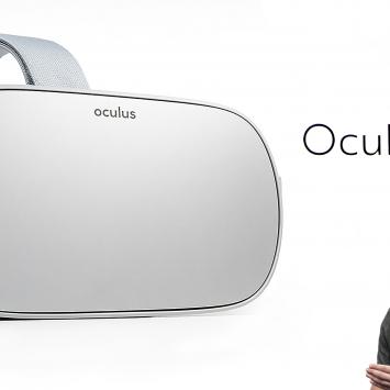 Las Oculus Go de $199: Gafas de realidad virtual todo en uno